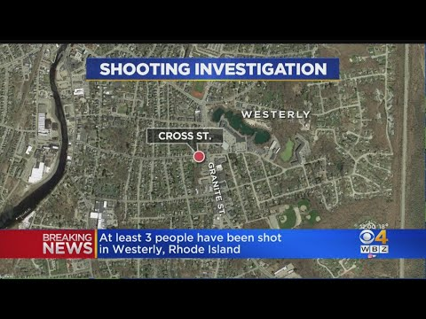 At Least 3 Shot In Westerly, Rhode Island