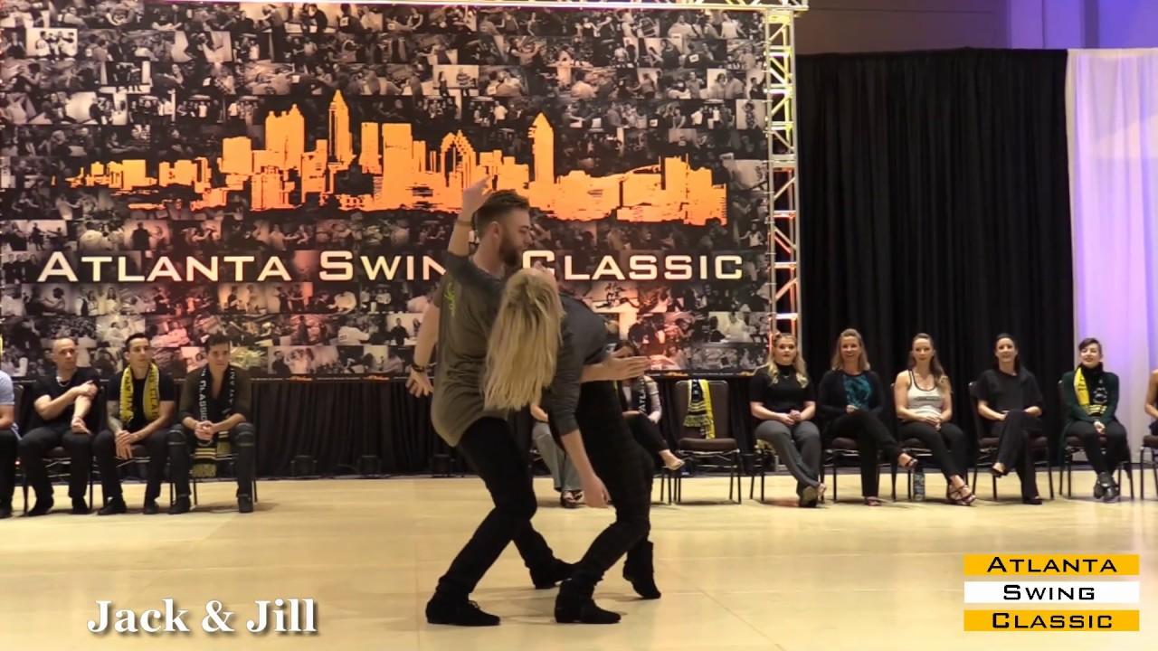 West Coast Swing Atlanta Swing Classic 2019 Jack Jill Ben And Victoria