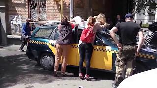 Киев.STAR MEDIA.Один из рабочих моментов съёмки сериала