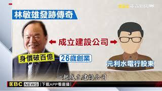 林敏雄豪砸112億 標下「最貴停車場」