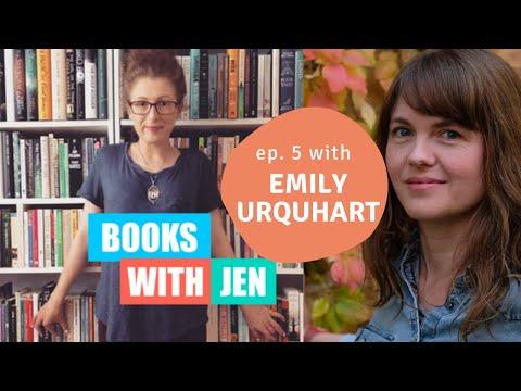 BOOKS WITH JEN: Ep 5 | ft. Emily Urquhart & Vintage Books