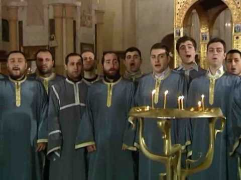 Breathtaking 'Lord Have Mercy' Sung by Georgians | A Russian