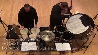 """Dance of the Drums"" by Gene Koshinski"