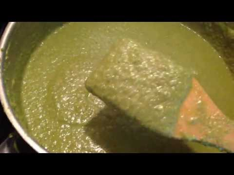 MOLE GREEN PIPIAN DELICIOUS RECIPE