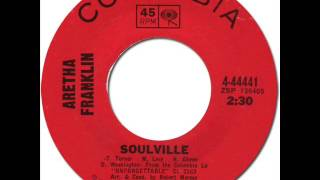 ARETHA FRANKLIN - SOULVILLE [Columbia 44441] 1968
