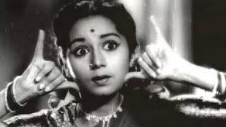 Tie Lagake Mana Ban Gaye - Nanda, Lata Mangeshkar, Bhabhi Song