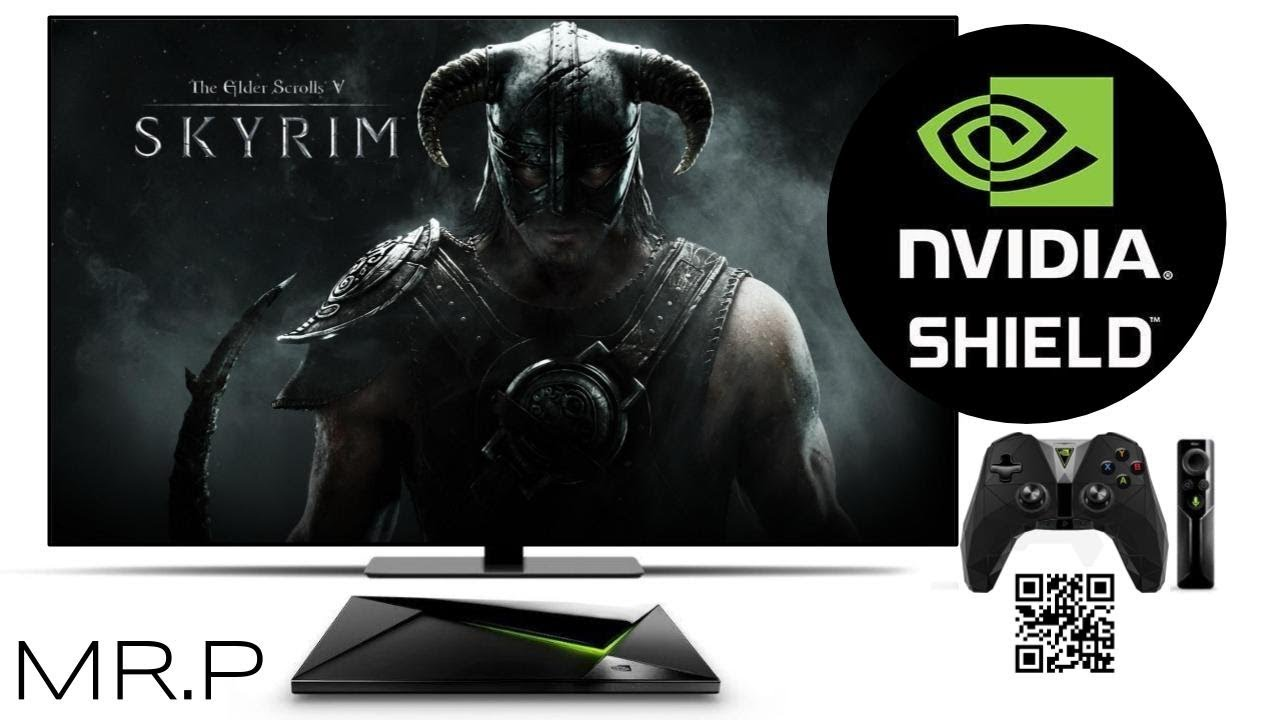 how to play skyrim on nvidia shield
