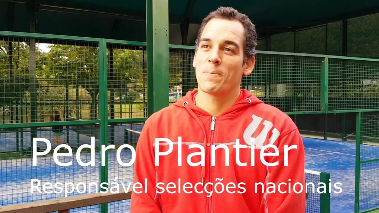 Padel WaLL  Entrevista de Pedro Plantier - YouTube 4348ca0974b89