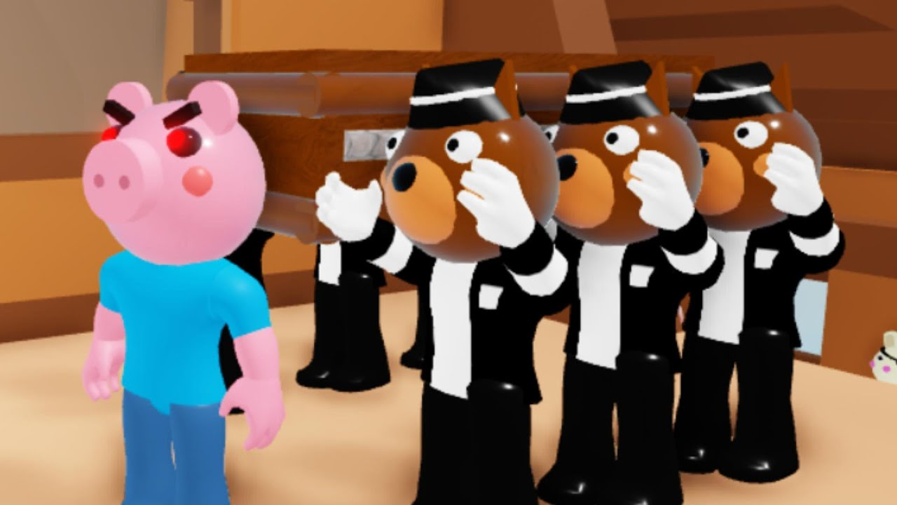 Piggy Roblox Coffin Dance Meme Compilation *Falling Edition*