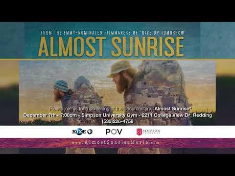 Almost Sunrise Screening - Simpson University