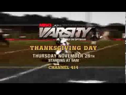 Thanksgiving Day special on Ch. 414!