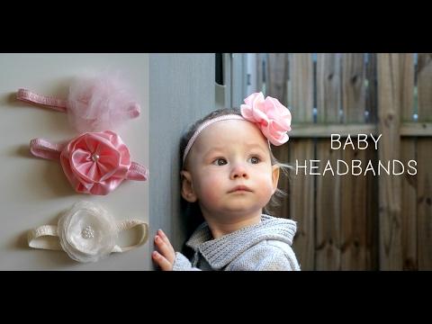 Повязка на голову из фатина для девочки своими руками