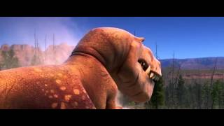Хороший динозавр (международный трейлер 2) / The Good Dinosaur