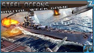 Steel Ocean [1] Iniciando na Brutalidade - Jogo Grátis - pt-br/gameplay