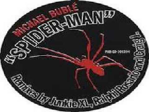Michael Buble - Spider Man Theme__Ralphis Web (HQ) + mp3 download link