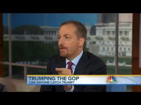 Meet The Press / Donald Trump Here To Stay - August 23, 2015