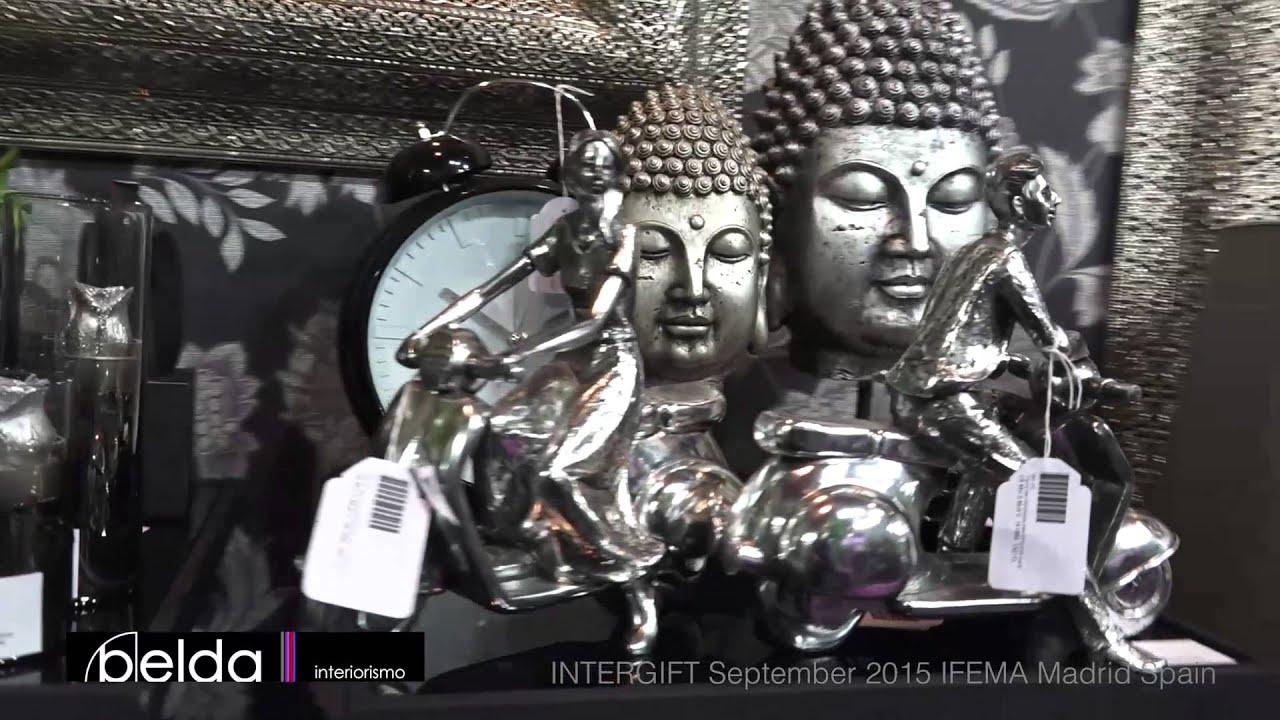 belda interiorismo intergift septiembre 2015 youtube. Black Bedroom Furniture Sets. Home Design Ideas