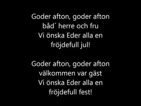 Goder Afton