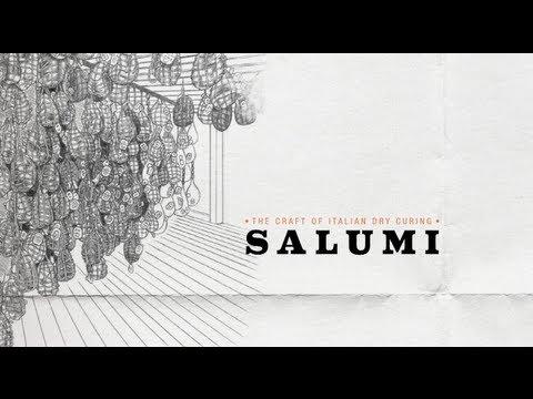 Salumi: The Craft