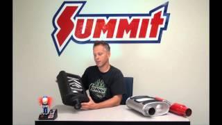 Chambered, Turbo, and Glasspack Muffler - Summit Racing Quick Flicks