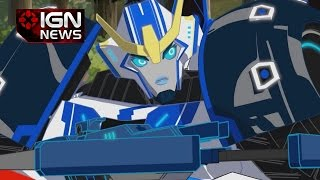 A New, All-Female Transformers Team Is Coming! - IGN News