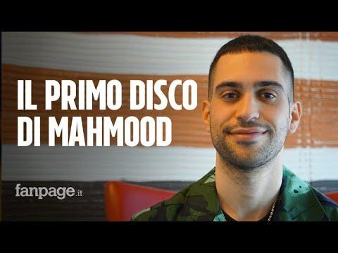 """Mahmood presenta 'Gioventù bruciata': """"In radio deve passare buona musica, italiana o straniera"""""""