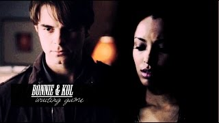 Bonnie + Kol (w/ The Originals) Thinking it over