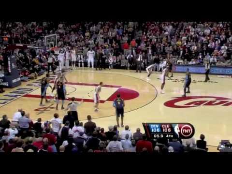 NBA Recap: Denver Nuggets Vs Cleveland Cavaliers (18/2/010)