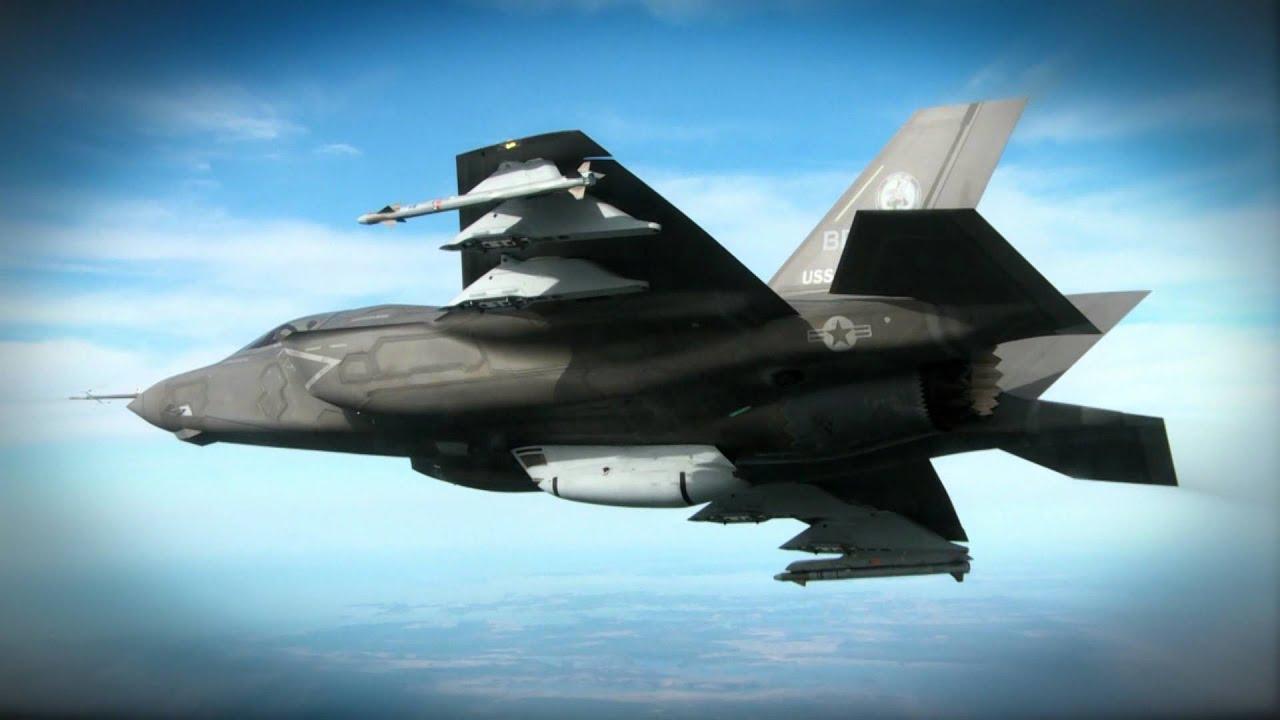 Top Gun Wallpaper Hd F 35b External Stores Flight Test Youtube