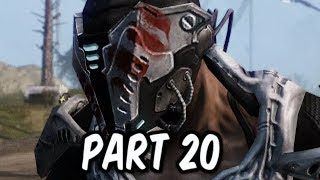 Defiance 2050 Walkthrough Gameplay Part 20 - Strange Bedfellows - (Defiance Xbox One)