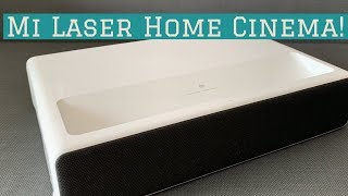 "XIaomi Mi Laser Projector 150"" (Blown away or sold away?)"