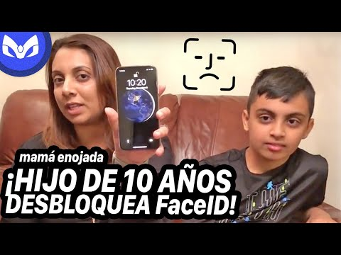 LA DECEPCION DEL FACE ID iPhone X APPLE