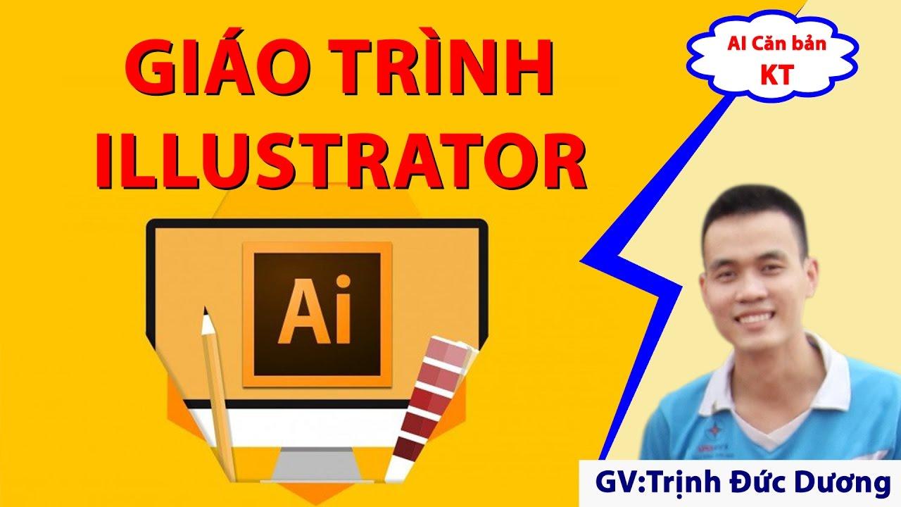 Những video Hướng dẫn sử dụng Gradient mesh tool trong Illustrator | Tự Học Đồ Hoạ