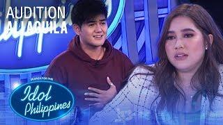 Ali Aguila - Ikaw Ang Pangarap | Idol Philippines Auditions 2019