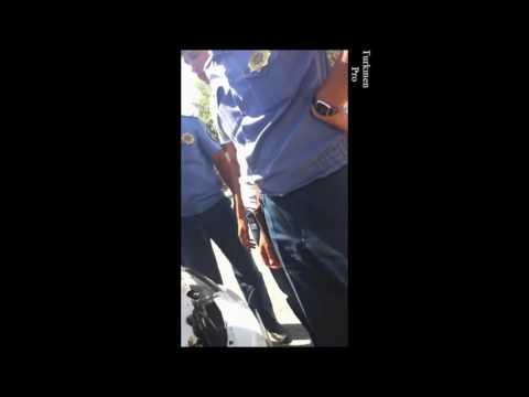 Полиция Туркменистана ГАИ