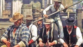 Red Dead Redemption 2 #42: Peguei um Navio para Cuba