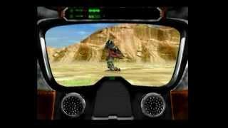 "G-NOME [Win95 PC] Walkthrough: Mission 1-1 ""Renegade Mercs"""