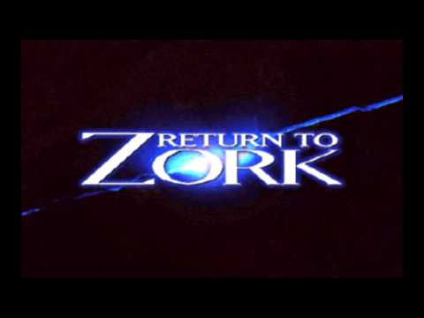 Return to Zork - Soundtrack (CD Audio)