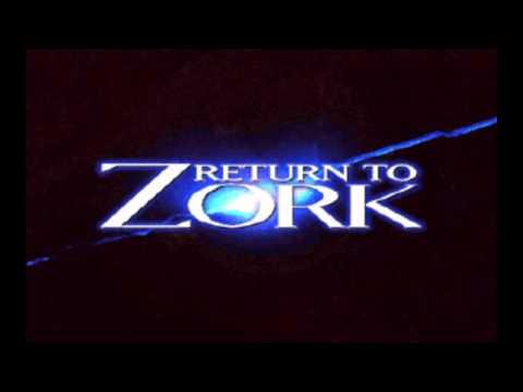 Return to Zork - Soundtrack (CD Audio)