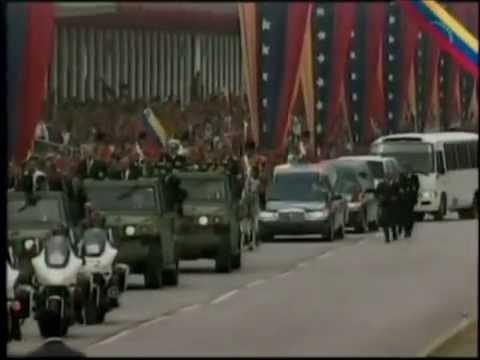 """Hugo Chávez en el """"Cuartel de la Montaña 4F"""" (Completo)"""