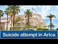diciembre 2010 - intento de suicidio en el morro de arica (suicid  Picture