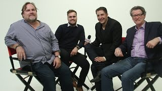 Kevin Farley, Brent Hodge & Derik Murray Discuss Chris Farley Getting Starstruck