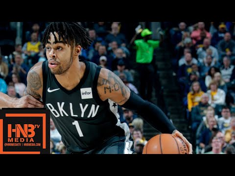 Brooklyn Nets vs New York Knicks Full Game Highlights | 10.29.2018, NBA Season