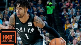 Brooklyn Nets vs New York Knicks Full Game Highlights | 10.29.2018, NBA Season