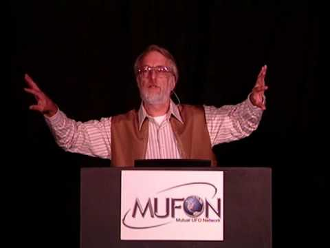 Dr. Rudy Schild Presents The University Community Response to UFO Research