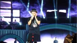 [FANCAM] BIG BANG ALIVE MALAYSIA 2012 - GD Love Song