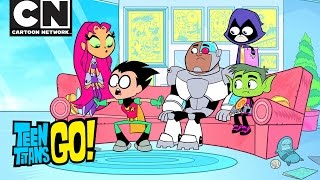 Teen Titans Go! | Spin The Bottle! | Cartoon Network