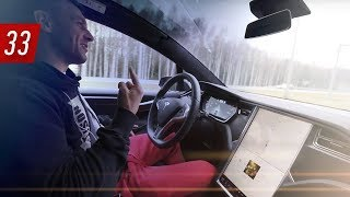 Обзор Тесла X, выступление в Минске, бизнес-интервью с Капустиным | Бегущий Банкир - Онистрат Андрей