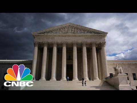 Jim Cramer: Immigration Lawsuit Will Go To SCOTUS | CNBC