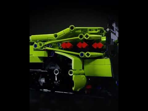 LEGO 42115 Het gebrul van een V12, de nieuwe Lamborghini ...